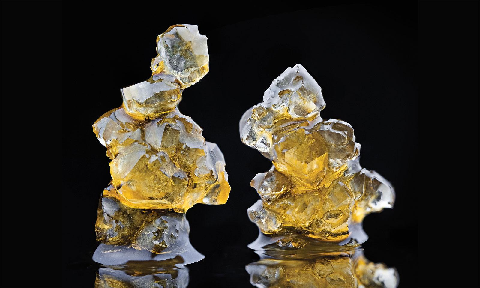 diamanti di THC-A